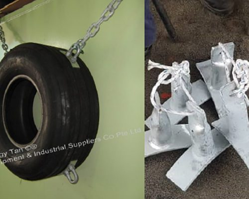 Our Design U-Lug Hangers Tyre Hangers
